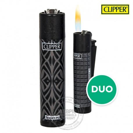 Clipper Duo zwart