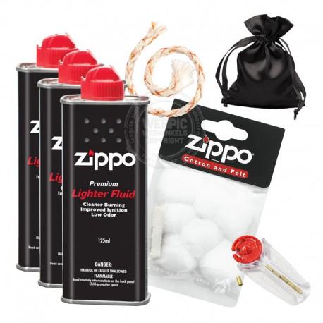 Zippo service XL pakket
