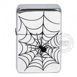 Benzine aansteker spider