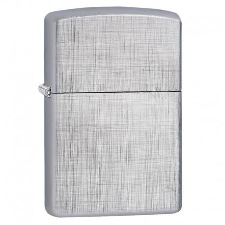 Zippo Regular Linen Weave
