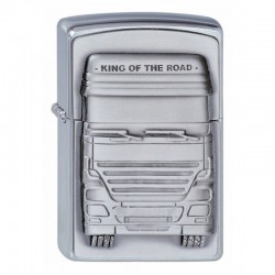 Zippo trucker King of the Road