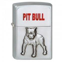 Zippo Pit bull