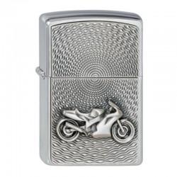 Zippo Motor Bike Emblem