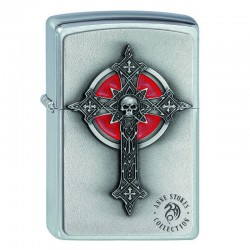 Zippo Anne Stokes Gothic Cross