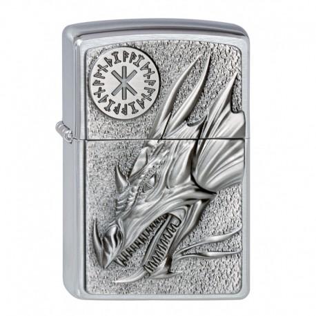 Zippo Dragon met Amulet
