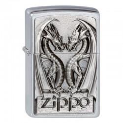 Zippo Twins Dragon Heart Trick