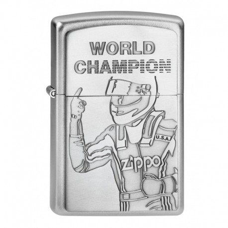Zippo World Champion Emblem