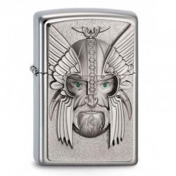 Zippo Green Eyed Viking