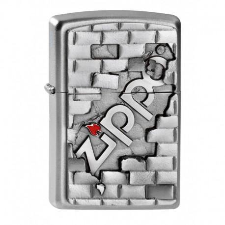 Zippo The Wall