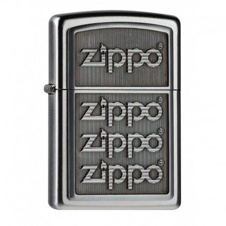 Zippo 4 Zippo Logos 3D