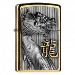 Zippo Golden Dragon