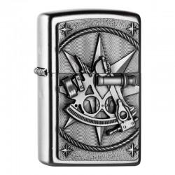 Zippo Sextant Emblem