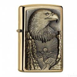 Zippo Eagle Grand Canyon Brass