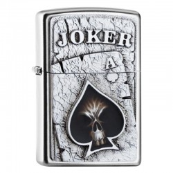 Zippo Playboy Joker Ace Of Spades