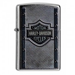 Zippo Harley Davidson Metallic