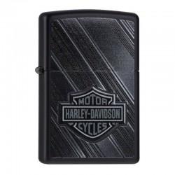 Zippo Harley Davidson dark