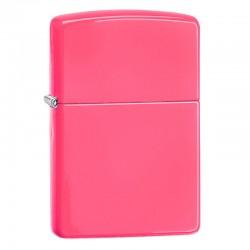 Zippo Regular Neon Pink