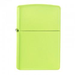 Zippo Regular Neon green