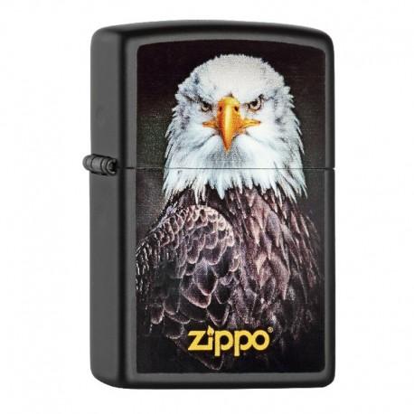 Zippo Eagle Portrait