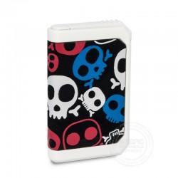 Zorr Fancy jetflame skulls