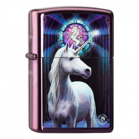 Zippo Anne Stokes Collection Eenhoorn Unicorn