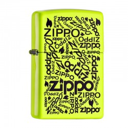 Zippo Neon Yellow