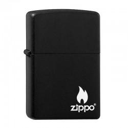 Zippo Classic Flame black