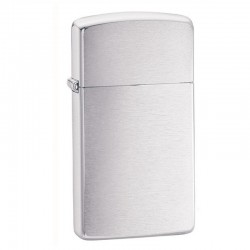 Zippo Slim Chrome Brushed Slim