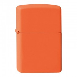 Zippo Regular Orange Matte