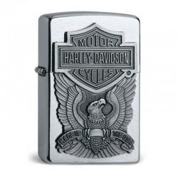 Zippo Harley Davidson Eagle Emblem