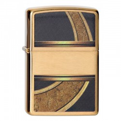 Zippo Gold and Black