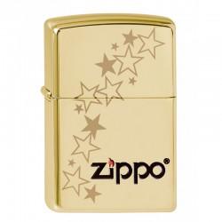Zippo Stars Gold