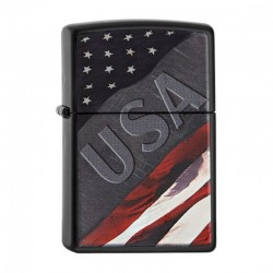 Zippo Usa Stars and Stripes