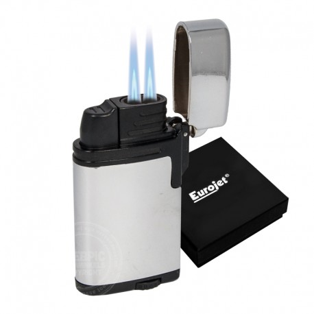 Intenso Double jetflame Silver