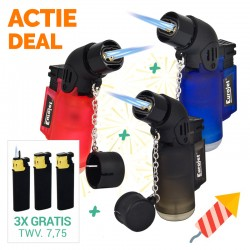 Double Torch Triple Deal