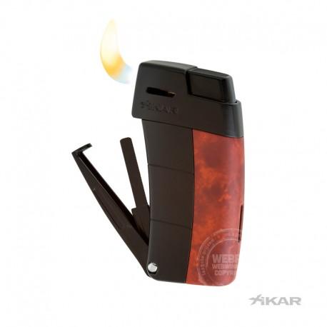 Xikar pijp aansteker resource hout
