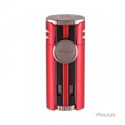 Xikar hp4 Quad aansteker rood