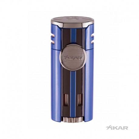 Xikar hp4 Quad aansteker blauw