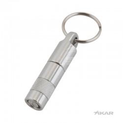 Xikar twister zilver sigarenboor 7mm