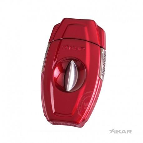 Xikar VX2 V knipper rood