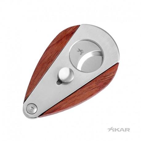 Xikar XI3 sigarenknipper Redwood