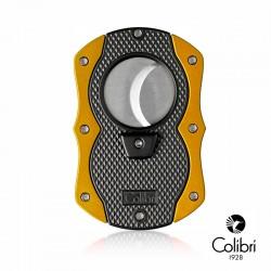 Colibri Sigarenknipper Monza zwart geel