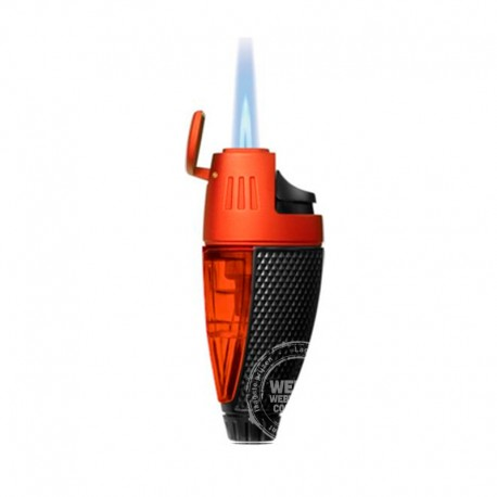 Colibri Talon jet-flame aansteker Black Orange