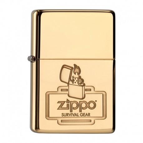 Zippo Survival Gear Gold