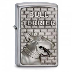 Zippo Bull Terrier