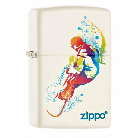 Zippo Snowboard