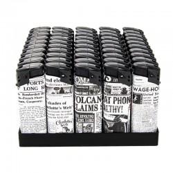 Piezo display 50 stuks krant