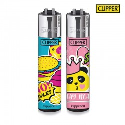 Clipper Funny Pins A