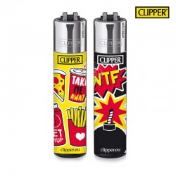 Clipper Funny Pins B