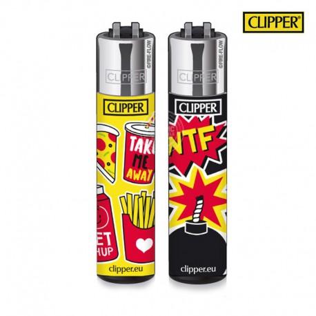 Clipper Funny Pins B